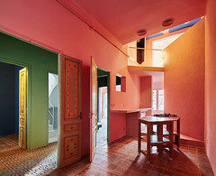 Amazing Coloful Refurbished Home in Barcelona, Spain (PhotographyPLUS) Tags: pictures graphics photos illustrations images stockphotos articles footage stockimage freephoto stockphotograph