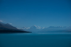 Mt Cook - Lake Pukaki (jasonclarkphotography) Tags: newzealand sony wanaka canterburynz a6000 nex5 jasonclarkphotography