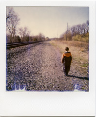 20160423_60055 (AWelsh) Tags: boy evan sun ny color film boys kids project children polaroid kid twins toddler child joshua jacob twin rochester 600 instant 20 elliott impossible ip andrewwelsh