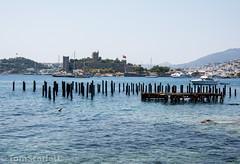 DSC_1145.jpg (cptscarlett78) Tags: nikon harbour scarlett sea nikon castle tom turkey aegean kalesi d7100 d7100 bodrum bodrum
