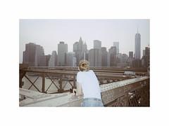 (Luca Bortolato) Tags: newyork film colors yashicat5 imagination lucabortolato