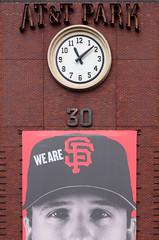 Embarcadero (dalecruse) Tags: sanfrancisco california city sports sport cityscape baseball embarcadero giants mlb lightroom majorleaguebaseball attpark