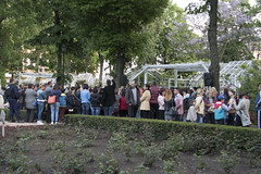 """Inaugurare Fantana arteziana in Parcul """"Al. I. Cuza"""" din Tecuci (tecuceni) Tags: din parcul fantana arteziana tecuci alicuza inaugurare"""