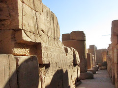 Temple of Karnak Egypt (shaire productions) Tags: world travel building heritage history temple photography photo exterior image columns picture culture photograph egyptian karnak luxor archeology ramses cultural thebes imagery egyptology templeofkarnak egyptandthenile