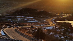 Sunbeams over St. John's (Tina Dean) Tags: newfoundland stjohns signalhill sunbeams tinadean imagesfromtheshutter tmdean tinagfw tinamdean