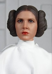 Princess Leia Organa (MiskatonicNick) Tags: starwars princess leia hottoys