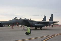 F-15 Strike Eagle - US Air Force 87-0192 031916 (jwdonten) Tags: airshow usairforce mcdonnelldouglas macdillairforcebase f15strikeeagle macdillairfest