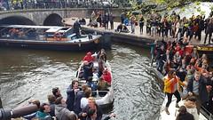 Koningsdag 2016, Brouwersgracht Amsterdam. (Cpt@) Tags: amsterdam brouwersgracht 2016 koningsdag