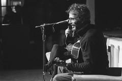 Vitor Ramil (gabi rodrigues.) Tags: blackandwhite white black canon 50mm interview msica vitor escritor gacho musico vitorramil ramil canont3