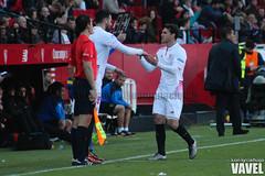 Sevilla - Mlaga 054 (VAVEL Espaa (www.vavel.com)) Tags: sevilla malaga sevillafc 2016 cristoforo iborra primeradivision ligabbva malagacf jornada20 malagavavel sevillavavel juanignaciolechuga