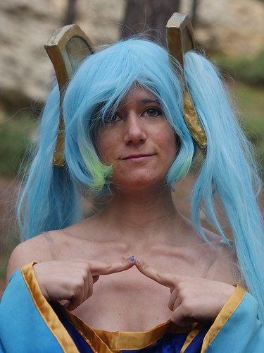Shooting Sona - League of Legends - Miramas Le Vieux - 2015-12-27- P1260565