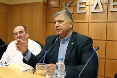 Γ. Πατούλης: Ζητάμε την άμεση απόσυρση της κυβερνητικής ρύθμισης για το ασφαλιστικό. Η Τοπική Αυτοδιοίκηση θα είναι σύμμαχος και συμπαραστάτης στις κινητοποιήσεις των αγροτών