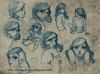 personaje (rafanav) Tags: art pencil design sketch doll character navarro rafa