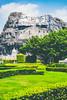 Mount Rushmore (Linus Wärn) Tags: china asia guangdong shenzhen mountrushmore themepark windowoftheworld