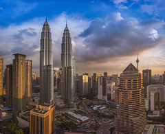 Bright Day (hakimhasnul) Tags: cloud malaysia kualalumpur klcc a7 sonya7
