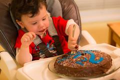 IMG_1541 (Bob_2006) Tags: birthday cake 2nd skyler 2016