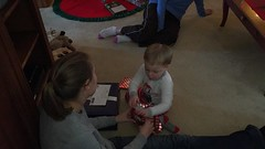 """Paul Opens His Gift from Grandma and Grandpa Morton • <a style=""""font-size:0.8em;"""" href=""""http://www.flickr.com/photos/109120354@N07/24198127053/"""" target=""""_blank"""">View on Flickr</a>"""