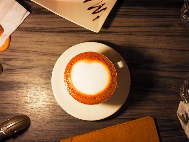 台北 大安–8mm的夜晚–巴黎米咖啡 Cafe 8mm(已歇)