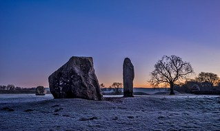 Avebury Dawn
