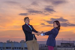 """""""Дари поступок"""" - свидание на открытой крыше"""
