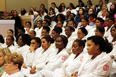 02-10-2016 Governor Bentley greets Nursing Students to Capitol