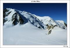 Mont Blanc : Camp de Base (P.LeToq) Tags: camp nature alpes neige chamonix mont blanc alpinisme sommet