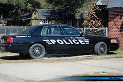 Mount Vernon Police Ford Crown Victoria (FutureLEO1994) Tags: ford alabama police victoria mount crown vernon