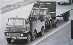 Twinsteer Dodge (scouse73) Tags: truck wagon bedford lorry commercial vehicle dodge