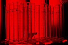 Measures (McTumshie) Tags: red england london window glass unitedkingdom laboratory wellcome wellcometrust londonist stuarthaygarth 29january2016