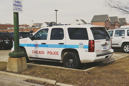 Chicago Police Chevy Tahoe by Dorsey Photography, on Flickr