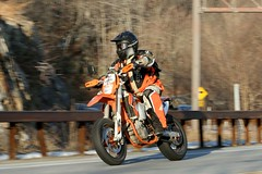 KTM 1601310472w (gparet) Tags: road bridge curves scenic motorcycles bearmountain motorcycle overlook windingroad twisties goatpath goattrail