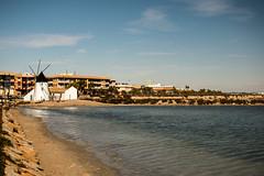 Lo Pagan Windmill (Jillcolms) Tags: lopagan marmenor sanpedro costacálida murcia spain windmills sea water outdoors scenic sky weather