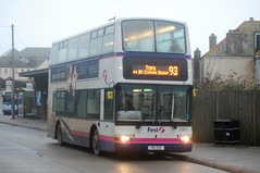 29 January 2016 Newquay (29) (togetherthroughlife) Tags: bus cornwall january newquay first 93 2016 32853 hig1512