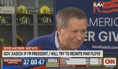 Gov Kasich Is Going to Resurrect the Dead Members of Pink Floyd (swanksalot) Tags: pinkfloyd richardwright rogerwaters sydbarrett davidgilmour kasich