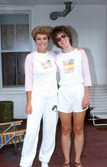 Nancy and Karen (rjl6955) Tags: newjersey nj belmar 1985 jerseyshore