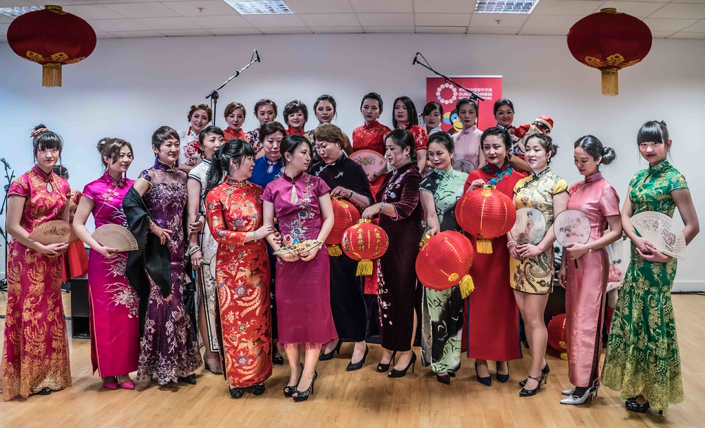 CHINESE COMMUNITY IN DUBLIN CELEBRATING THE LUNAR NEW YEAR 2016 [YEAR OF THE MONKEY]-111592