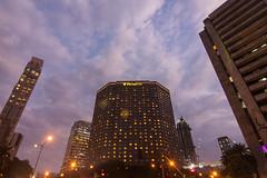 Front and Center (Blue Nozomi) Tags: hotel philippines large shangrila manila makati ayala shang