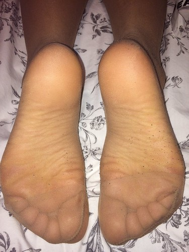 nylon soles photo images sexy