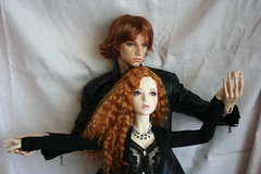 Les amoureux (Pathy's Dolls) Tags: motif sid eid bjd soom 5th lightbrown dollshe pathy iplehouse nyid realskin venitu