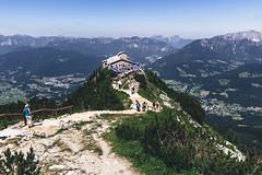 Kehlsteinhaus, Berchtesgaden (d4zomg) Tags: summer mountains canon landscape berchtesgaden sigma kehlsteinhaus sigma1750 canon600d