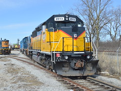 Dakota & Iowa (Robby Gragg) Tags: dair 2513 gp50 dixmoor