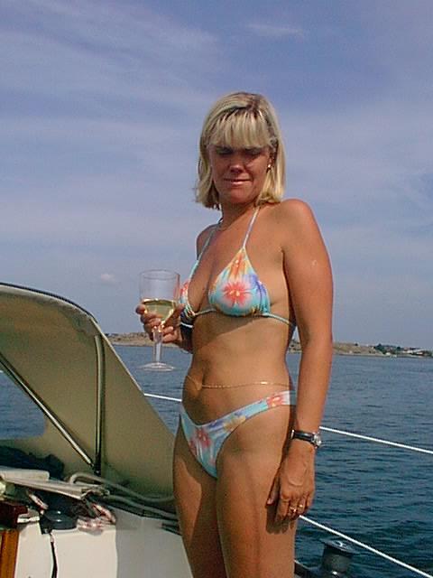 Wife Webshot Bikini