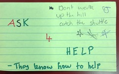 Ask for help (thompsoe) Tags: payitforward uniadvice advicefromstudents