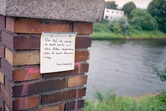 (Kay__K) Tags: berlin july westhafen contaxt2 scannedfromnegative kayk 2013 canoscanfs4000us