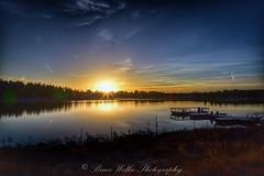 Fool Hollow Lake Sunrise [Explored] (Arizphotodude) Tags: arizona lake nature water sunrise outdoors dawn nikon d750 boatdock showlow
