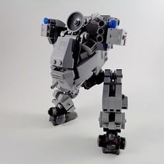The Walker Mech (Marco Marozzi) Tags: robot lego walker marco mecha droid mech moc marozzi legodesign legomech