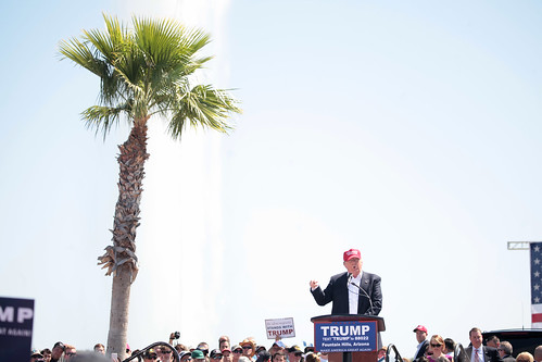 Donald Trump by Gage Skidmore, on Flickr