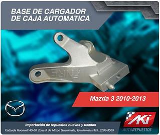 cargador mazda 3 2010 2013 2
