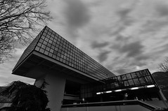 Architettura (chaim87) Tags: blackandwhite bw architecture trento architettura trentino
