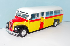 IMGP9574 (Steve Guess) Tags: bus ford scale yellow thames model malta 143 fordson oscale et7 eby537 7mmft